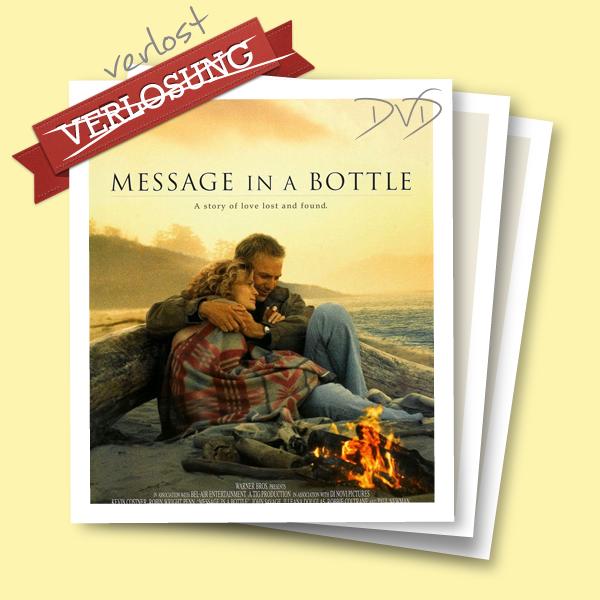 Verlosung DVD Message in a Bottle
