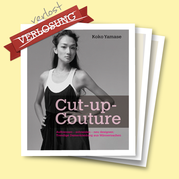 Cut-Up-Couture von Koko Yamase