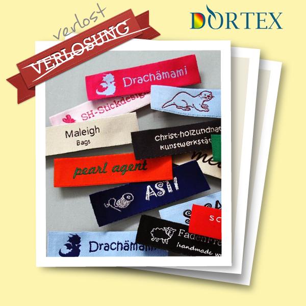 Verlosung Etiketten von DORTEX