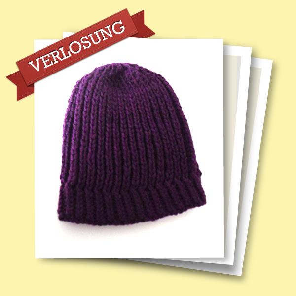 Handmade Mütze Verlosung Marion