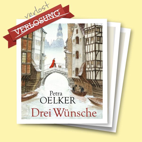 Buch Drei Wünsche von Petra Oelker
