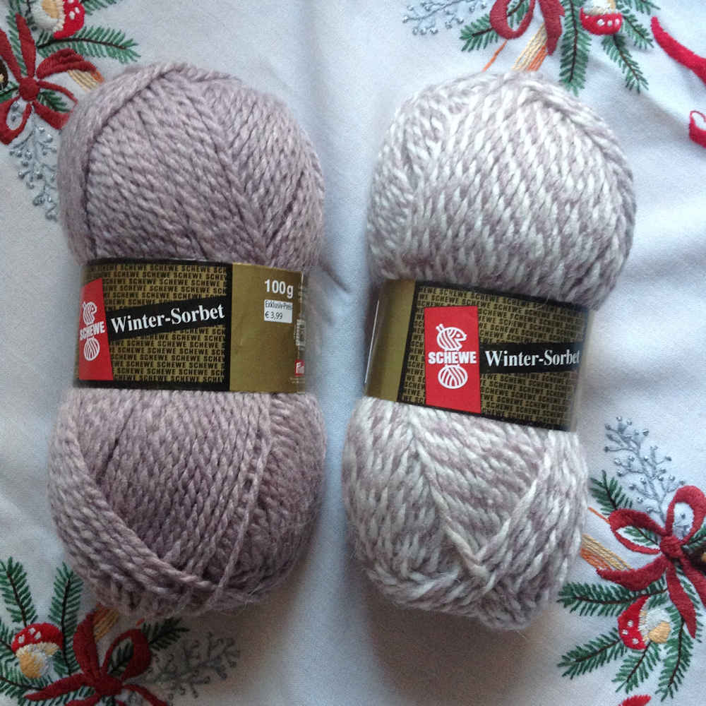 Schewe Wolle Winter-Sorbet